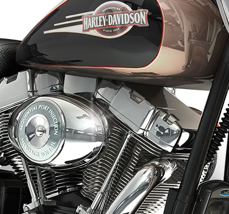 5 ways to know how hot your Harley is running