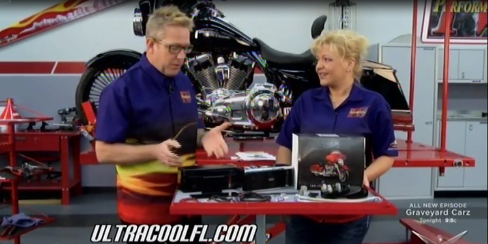 Ultracool featured Performance TV on Velocity by Discovery