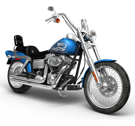 Dyna Harley Oil Cooler