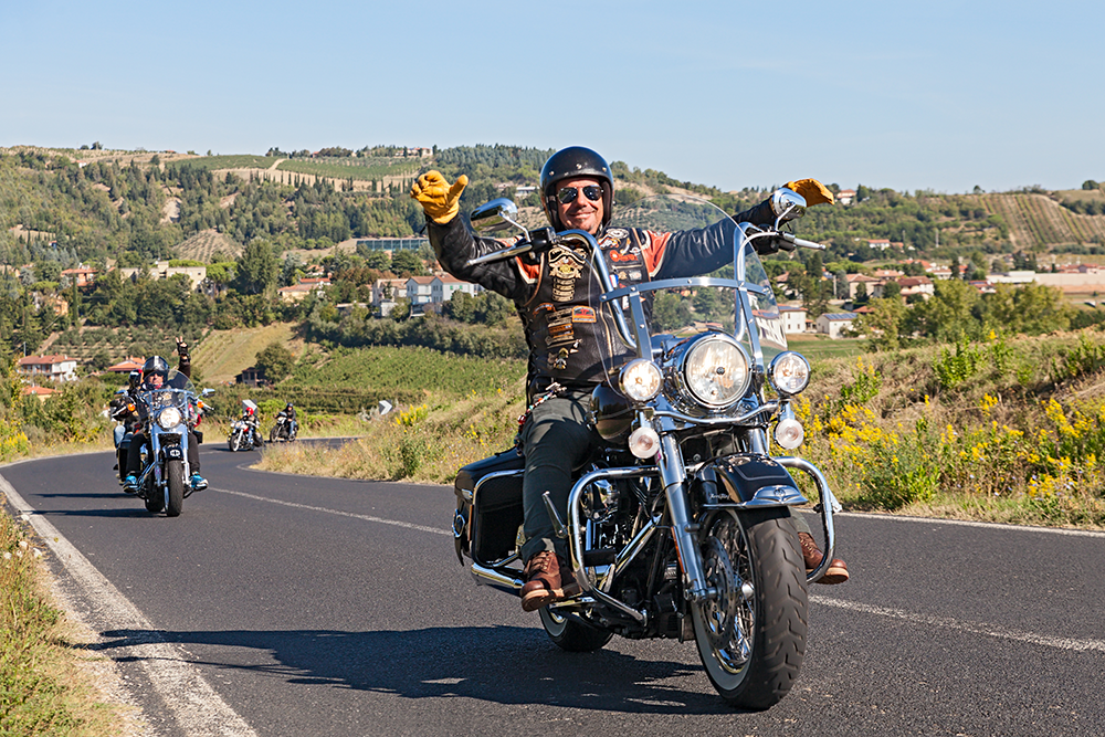 7 Tips for a Cross Country Trip On Your Harley-Davidson Road King