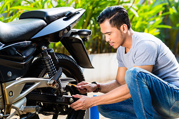 Make Your Bike Ready for Spring with These Motorcycle Winter Storage Tips