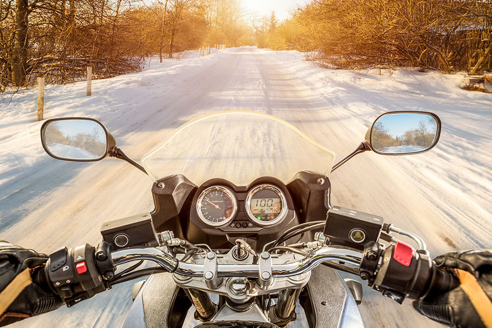 Essential Winter Motorcycle Accessories
